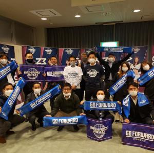 アースフレンズ東京Zの応援に行ってきました。